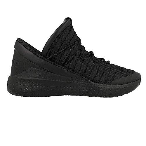 Jordan Nike Mens Vlucht Luxe Training Schoen Zwart / Antraciet-zwart / Ion Roze / Gym Rood-wit