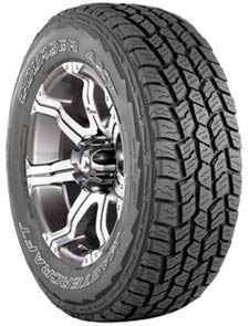 Mastercraft Courser AXT Radial Tire - 275/70R18 125S
