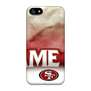 For Iphone Case, High Quality San Francisco 49ers For Iphone 5/5s Cover Cases