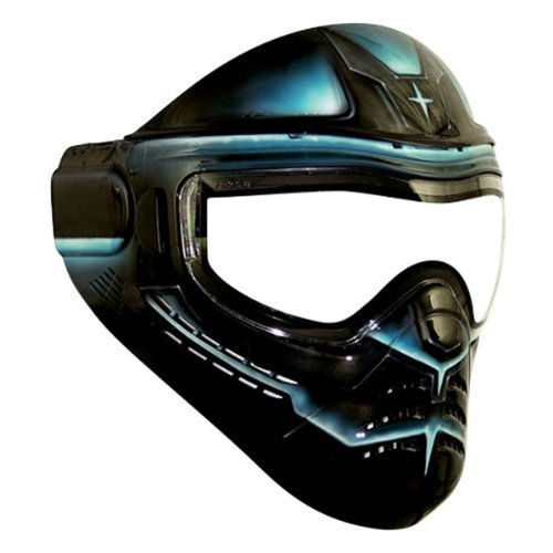 Save Phace Tagged Series Paintball Mask - Infinity by Save Phace