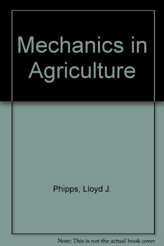 Mechanics in Agriculture