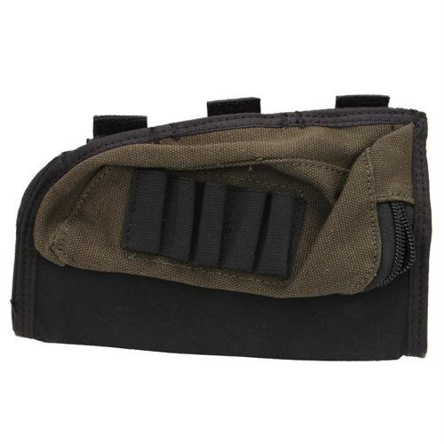 Allen Company Buttstock Shell Holder and Pouch, Outdoor Stuffs