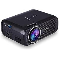 U80 1000lumens 1080P Multimedia Mini Portable HD LED Projector Micro Home Theater Projector