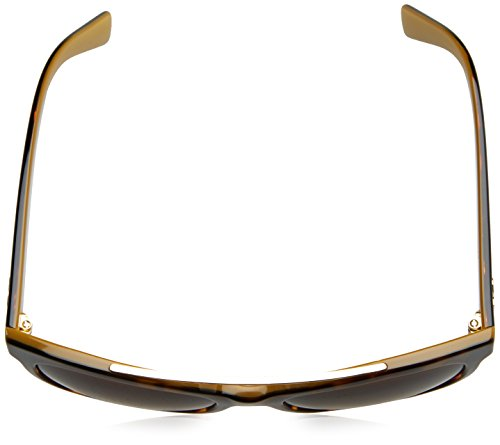 D&G Dolce & Gabbana Women's 0DG4280 Round Sunglasses, Top Havana On Gold, 57 mm by Dolce & Gabbana (Image #4)