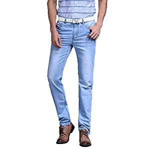 Men's 2019 Thin Denim  Spring Summer Jeans