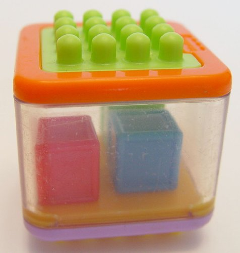 - Fisher Price Replacement Colored Blocks Peek a Boo Block