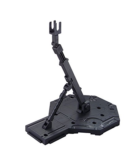 Stand Diorama - Bandai Hobby Action Base 1 Display Stand (1/100 Scale), Black