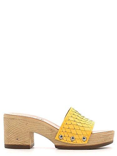 Keys 5527 Sandals Women Yellow