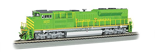 Bachmann EMD 70ACe DCC Sound Value Equipped Diesel Locomotive - Illinois Terminal #1072 (with Operating Ditch Lights)  - HO Scale (Locomotive Terminals)