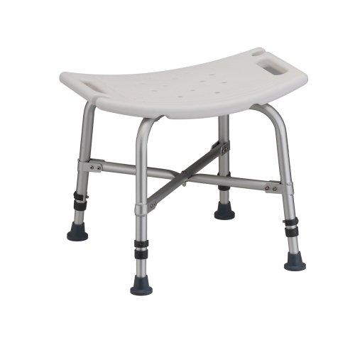 Bariatric Commode Chair (NOVA Medical Products Heavy Duty Bath Bench)