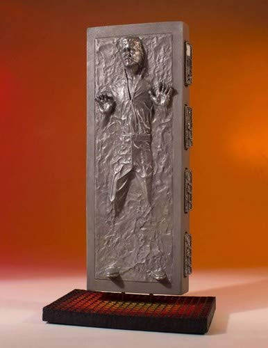 Gentle Giant Star Wars: Han Solo (in Carbonite) Collector's Gallery -