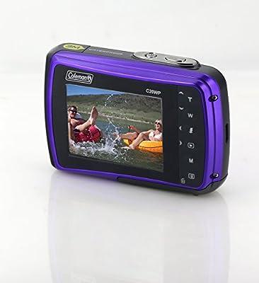 Amazon.com: Coleman Xtreme HD de 18.0 Mp Underwater Digital ...
