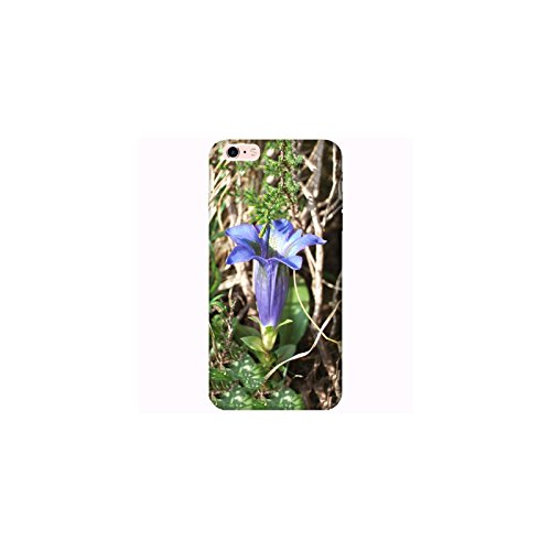 Coque Apple Iphone 6 Plus-6s Plus - Gentiana asclepiadea L