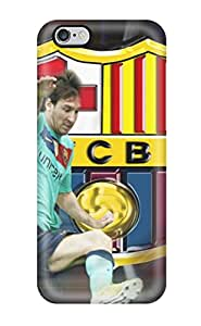 High Quality Shock Absorbing Case For Iphone 6 Plus-lionel Messi Quotes