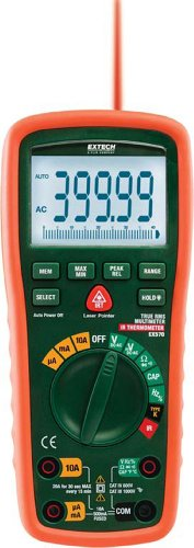 Extech EX570 Industrial MultiMeter Thermometer