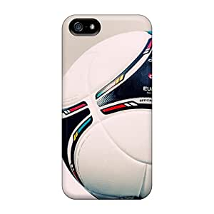 High Quality Uefa Euro 2012 Match Ball Case For Iphone 5/5s / Perfect Case