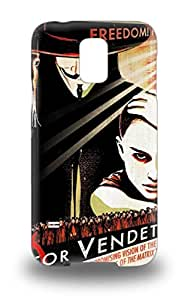 Galaxy S5 Hard 3D PC Case With Awesome Look American Natalie Portman For Vendetta Action Drama Sci Fi Thriller ( Custom Picture iPhone 6, iPhone 6 PLUS, iPhone 5, iPhone 5S, iPhone 5C, iPhone 4, iPhone 4S,Galaxy S6,Galaxy S5,Galaxy S4,Galaxy S3,Note 3,iPad Mini-Mini 2,iPad Air )