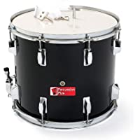 "Percussion Plus PP789-BK Junior Marching Snare Drum 14"" - Black"
