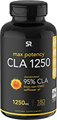 Max Potency CLA 1250 (180 Softgels) with...