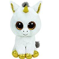Ty - TY36825 - Beanie Boo's - Peluche Pegasus la Licorne 23 cm