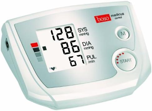 Boso Medicus Control - Tensiómetro de brazo con manguito universal (completamente automático)