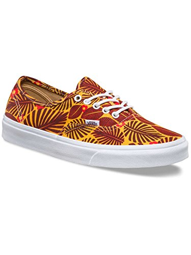 Vans, Scarpe da Skateboard donna (Tropic Havana) Port Royale/Citrus