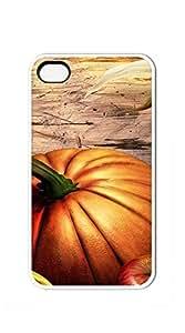 TUTU158600 Original New Print DIY Phone case iphone 4s blue - Thanksgiving Day Painting