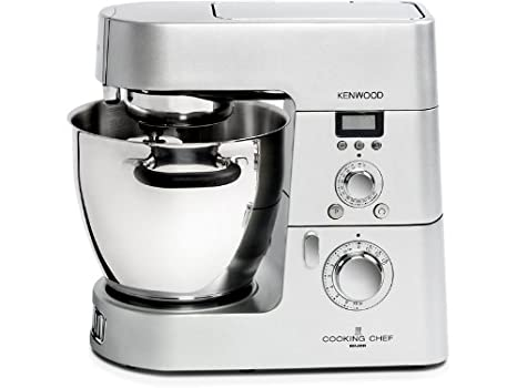 Amazon.de: Kenwood KM084 - Küchenmaschine Cooking Chef silber