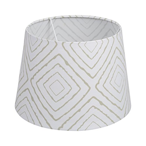 Lolli Living Lampshade, Grey Maze (Lolli Living Lamp)