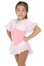 Jerry's Figure Skating Dress #21 - Cupcake Dress - Pink