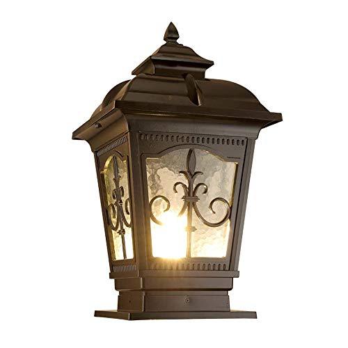 Low Voltage Garden Pedestal Lights in US - 2