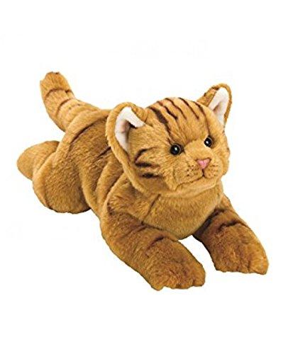Russ Yomiko Orange Tabby Cat, - Russ Plush Classics Yomiko