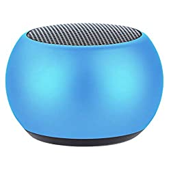 NOMENI Mini Smart Bluetooth Speaker Mini Portable Bluetooth + FM MP3 Speaker Charging Music Subwoofer Subwoofer Stereo