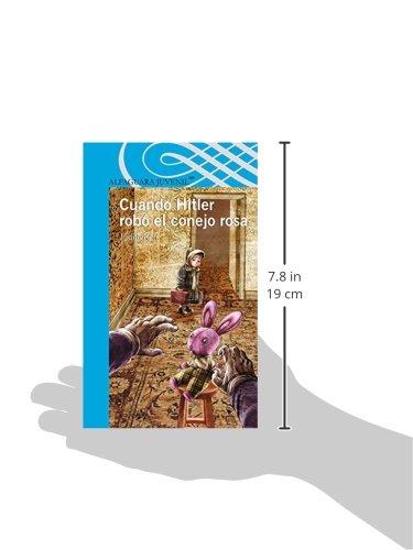 Cuando Hitler robó el conejo rosa (Spanish Edition): Judith Kerr, José Quintero: 9786070115813: Amazon.com: Books