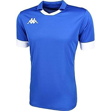 Kappa Tranio Camiseta de Equipación, Hombre, Azul Marino/Blanco (907),