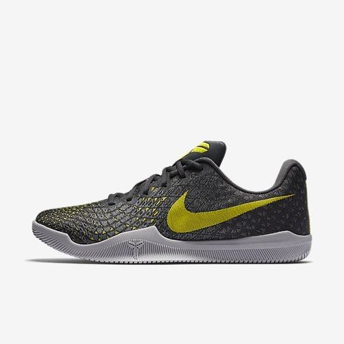 974ac9030 Galleon - Nke Mens Nike Kobe Mamba Instinct Shoes Dust Electrolime Pure Gray  852473-003 (8)