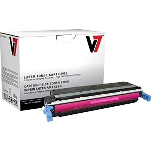 V7 THM29733A V7 THM29733A Magenta Toner Cartridge for HP Color LaserJet 5500 Series