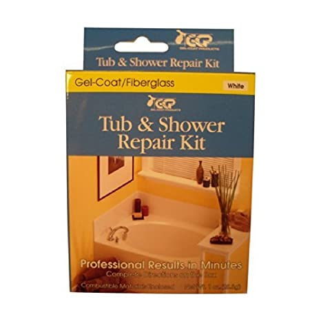 Tub and Shower Repair Kit - White - - Amazon.com