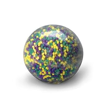 "MAC-T PE07229 Pellet Juggling Ball, 3 1/2"" Diameter"