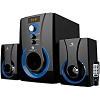 Zebronics SW2490 RUCF 2.1 Channel Multimedia Speakers