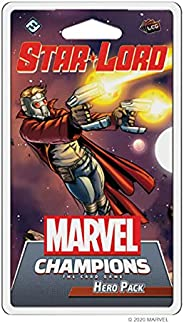 Marvel Champions: The Card Game - Star-Lord Hero Pack | Marvel Card Game for Teens and Adults | Ages 14+ | for