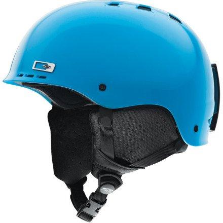 Smith Optics Holt Helmet (Medium/56-58cm, Cyan), Outdoor Stuffs
