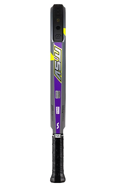 Amazon.com : VARLION Avant H itsv Soft Tennis Bat, Unisex Adult, Unisex Adult, Avant H ITSV Soft, Purple/Blue, 335 gr : Sports & Outdoors