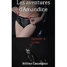 Le fou (Les aventures d'Amandine t. 3) (French Edition)