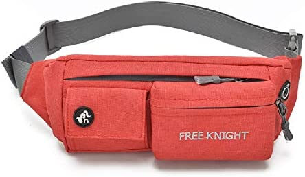 d6cad07c4d93 Free Knight Waist Bag Fanny Pack Travel Bum Bag Chest Shoulder Bag ...