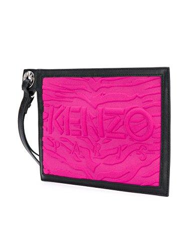 Kenzo Pochette Donna F762PM413F1026 Pvc Fucsia