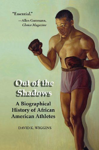 Books : Out of the Shadows: A Biographical History of African American Athletes