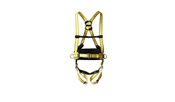 Safetop 80069B - Faja con 2 loops frontales y anilla dorsal ...