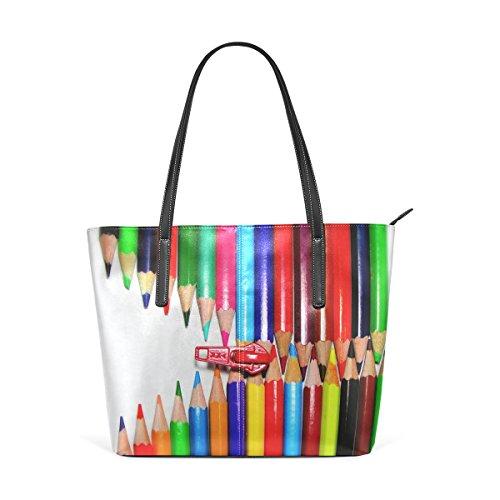 Multicolore Stoffa Di Taglia Unica Lianchenyi Borsa Donna fxqn4av