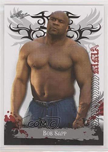 Bob Sapp (Trading Card) 2010 Leaf MMA - [Base] #26